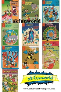 akfunworld | Welcome to the world of Comics, movies and many more…